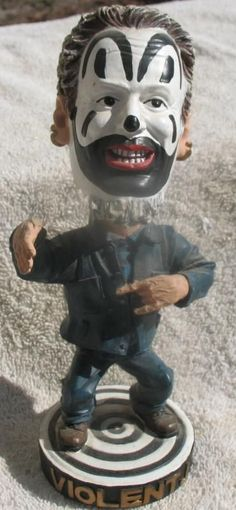 ICP Insane Clown Posse Violent J Head Knocker Neca Twiztid AB...