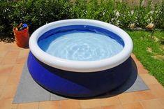 La piscine auto-portée : une piscine hors-sol accessible aux petits budgets !