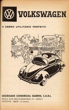Publicidade Volkswagen da Época - Página 8 - Amigos dos Carochas