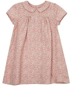 Hey M- how about this cute dress? It's a Liberty of London print.