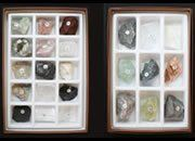 Rocks: Pictures of Igneous, Metamorphic and Sedimentary Rocks Minerals And Gemstones, Rocks And Minerals, Flint Rock, Rock Identification, Igneous Rock, Old Rock, Essential Oil Candles, Rocks And Gems, Geology