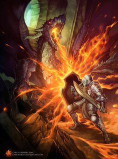 Ataque de Dragón