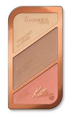 OWN IT! Love it!..................Rimmel London Kate Sculpting Palette in Coral Glow_www.imabeautygeek.com