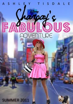 Sharpay's Fabulous Adventure (2011) [was watching the disney channel entirely too late...]