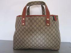 9521555d501d Plateforme de ventes aux enchères en ligne Catawiki   Gucci Sac à main