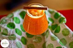 Marchewkowa pomarańcza #przepis na blogu: http://www.jagodowyfitstyl.pl/2015/03/5-zdrowo-zmiksowanych-koktajli-na.html #koktajl #owoce #warzywa #zdroweodżywianie #witaminy #fit