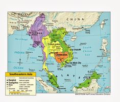 The Antsy Travelers: Backpacking Southeast Asia: The Itinerary