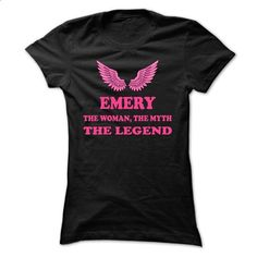 EMERY, the woman, the myth, the legend - #tshirt inspiration #sweater dress. GET YOURS => https://www.sunfrog.com/Names/EMERY-the-woman-the-myth-the-legend-cgnqhdeckm-Ladies.html?68278