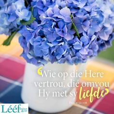 Afrikaans Quotes, Hart, Psalms