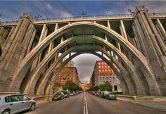 Viaducto. Madrid
