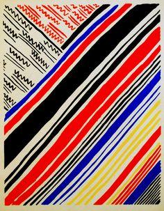 Sonia Delaunay, textile