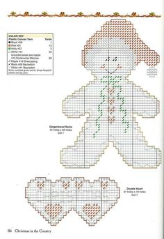 Gingerbread man with Christma hearts 13922_903930722953838_8046433624183522482_n.jpg (659×960)