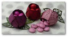 Coul'Heure Papier: [Série Insta' Pochette] Bouton de Rose Gourmand [Tutoriel]