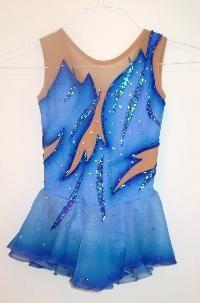 Custom Skating Dresses by Jill