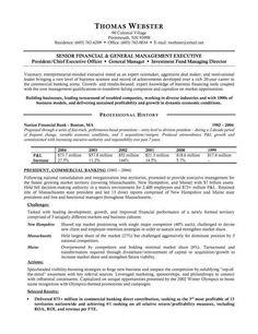 banking executive resume example httptopresumeinfobanking executive - Banking Resume Examples