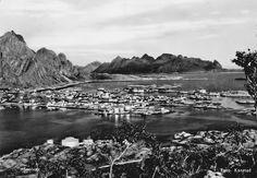 NORDLAND: Svolvær - Oversikt over stedet Utg Kanstad