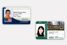 Crachás de identificação em PVC: qualidade e agilidade na entrega.