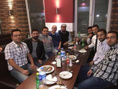 """#5 ✔ Die """" Crew """"! Bizim tayfa! #iftar #ramadan #ramazan #fasting #fasten #oruc #check #yemekdensonra #bizimtayfa #crew #aslanlar"""