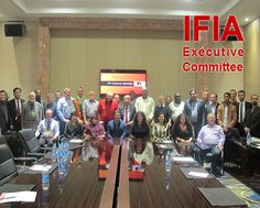 IFIA EVENT Next Executive Committee Meeting Hotel Intercontinental  Geneva - Appril 2015