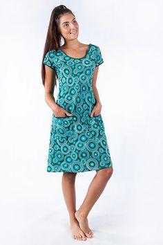 Dress Mira Aqua….the perfect dress to soak up summer.