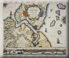 Κέντρο ανάπτυξης τουρισμού Adalar - νησιά Prince - Νησιά Κωνσταντινούπολης - Φωτογραφίες - Kınalıada Vintage World Maps