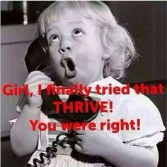 Up and at 'em this early Monday morning. Let THRIVE help! http://GetThrivingNow.le-vel.com