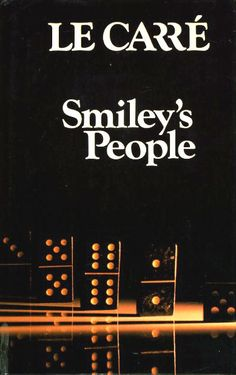 """There's one thing worse than change and that's the status quo."" Smiley's People by John Le Carre"