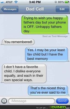 Es papá jajajajaja