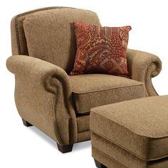 Westbury  Stationary Chair by Lane