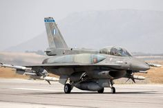 Hellenic Air Force Lockheed-Martin F-16D Block 52+ Fighting Falcon