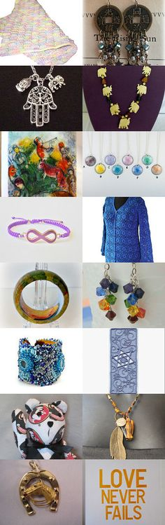 Good Luck All – Health and Wealth by Roee on Etsy--Pinned+with+TreasuryPin.com