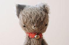 Juan Carlos - little kitten plushie