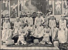 Burmese royal family