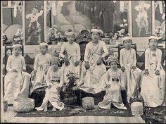 Burmese royal family