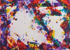 Sam Francis - Chinese Opal, 1970