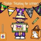 This is a Letter Tricker Treating game where half of your class tricker treats for letters, to spell certain words, or their name and the other hal...
