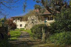 Entrance La Salvetat Logis Hotel Dordogne by aubergedelasalvetat, via Flickr