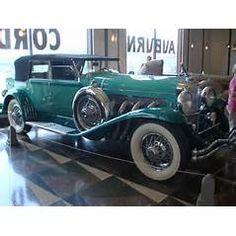Classic Cars Magazine: Duesenberg J (1928, USA)