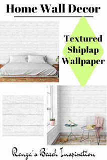 Cheap Wood Accent Wall Decor Ideas Beach Bedroom Decor Coastal