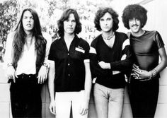 Thin Lizzy (with Gary Moore & Phil Lynott)