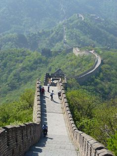 Great of Wall of #China in #Beijing // #Travel