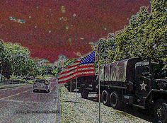 Mark Fisher American Photographer™: The Flag Flies • American Photographer Mark Fisher...