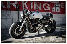 Honda CB750 | BadSeeds-sommaire