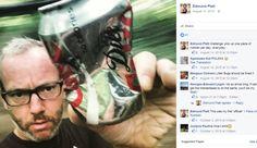 Edmund Platt's first selfie for 1 Piece Of Rubbish #1pieceofrubbish