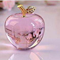 Pretty glass pink Apple, I like it! Stone Wallpaper, Apple Wallpaper, Pink Wallpaper, Colorful Wallpaper, Galaxy Wallpaper, Lila Baby, Tout Rose, Pink Apple, Flower Phone Wallpaper