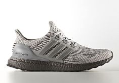Release Info For The adidas Ultra Boost Triple Grey Sneakers Mode, Sneakers For Sale, Running Sneakers, Running Shoes For Men, Sneakers Fashion, Adidas Sneakers, Green Sneakers, Fashion Shoes, Zapatos