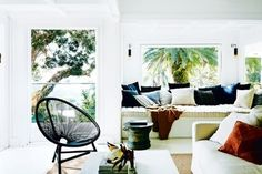 """The original charm of this 1920s holiday house in Sydney's Palm Beach was begging to be discovered when interior designer Siobhan Rothwell was brought on board. Having worked on many historic homes since setting up her practice seven years ago, this project was right up her alley. """"The house was under-utilised and the client saw the potential of the original layout and decided to give it a makeover so they could maximise on this without doing too much work,"""" she says. Budget..."""