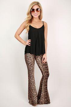 Cheetah Me Pretty Pants