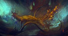 Shoggoth by *RHADS on deviantART