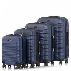 Komplet walizek na kółkach BPT-RO156-69 - OCHNIK sklep internetowy